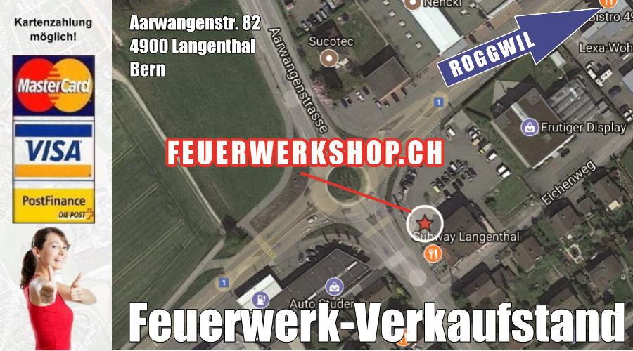 Feuerwerk Direktverkauf in in 4900 Langenthal - Bern