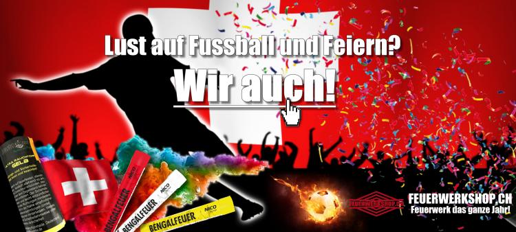 Fanartikel bei feuerwerkshop.ch