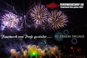 Geburtstage - Jubiläen - Hochzeiten oder Betriebsfeiern: Wir zünden Ihr Feuerwerk!