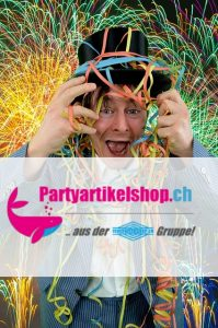 partyartikelshop.ch - Partyartikel online kaufen